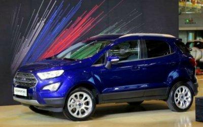 В России собран 20-тысячный Ford Eco Sport