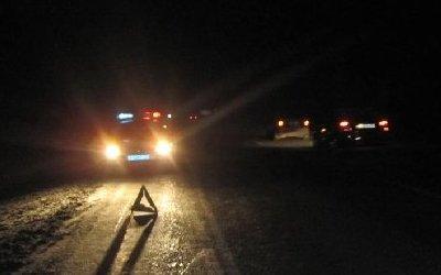 Под Саратовом Daewoo Nexia насмерть сбила пешехода