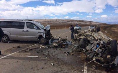 Два человека погибли в ДТП в Бурятии