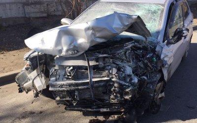 Четверо, включая детей, пострадали в ДТП в Иркутске