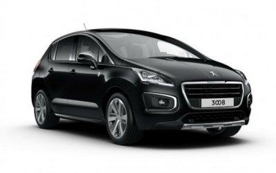 ВРоссии начались продажи кроссоверов Peugeot 3008 и5008 модификации Crossway