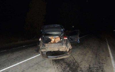 Водитель иномарки погиб в ДТП в Городецком районе