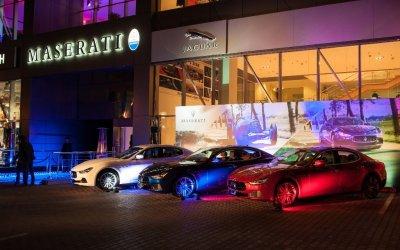 Maserati Авилон три года!