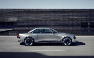 Компания Peugeot представила вПариже электромобиль савтопилотом