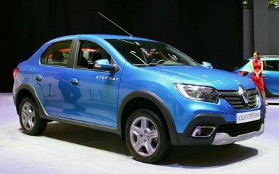 Дилеры Renault начали приём заказов наLogan Stepway иновый Sandero Stepway