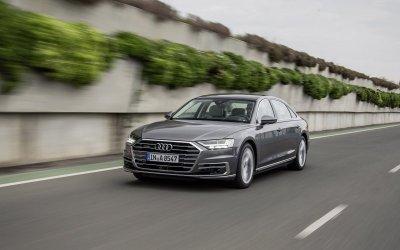 AЦ Волгоградский объявляет старт приема заказов на новую модификацию Audi A8