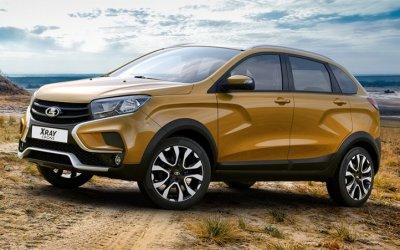 «АвтоВАЗ» начал серийный выпуск хэтчбека повышенной проходимости Lada Xray Cross