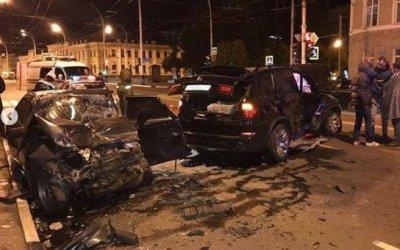 20-летний водитель погиб в ДТП в Тамбове