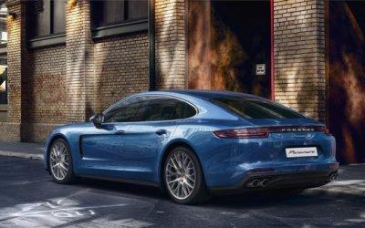 Porsche Panamera изменит Ваше представление о спортивном автомобиле навсегда.