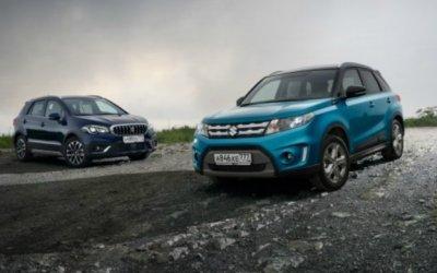 ВРоссии выросли цены накроссоверы Suzuki