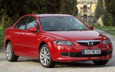 Mazda объявила массовый отзыв проданных в России автомобилей