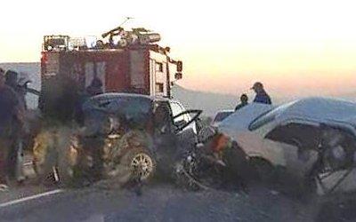 Два человека погибли в ДТП в Кызыле