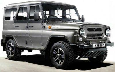 «УАЗ» взвинтил цены на«Хантер»
