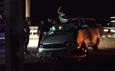 Два человека погибли в ДТП с микроавтобусом под Симферополем