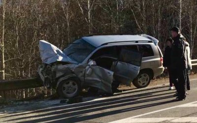 Два человека погибли в ДТП в Заларинском районе