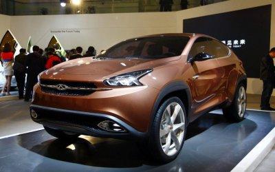 Автомобили Chery штурмуют российский рынок