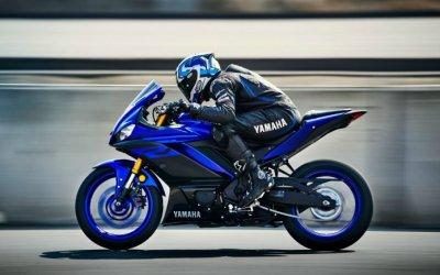 Yamaha YZF-R3— рестайлинг кюбилею семейства