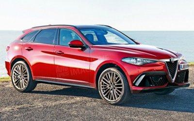 Alfa Romeo разрабатывает новый кроссовер