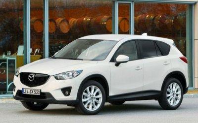 Mazda вновь отзывает проданные вРоссии машины
