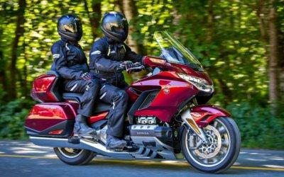 Флагман люкс-туреров Honda Gold Wing будет обновлён