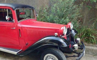 В Сети выставлен на продажу  Adam Opel 1928 года выпуска из фильма
