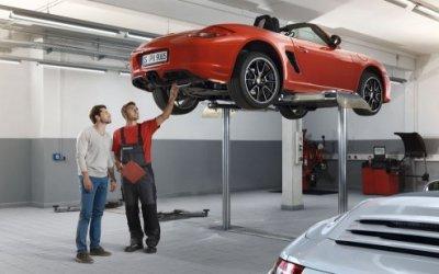 В Порше Центр Москва диагностика Porsche по 111 пунктам теперь на 50% приятнее.