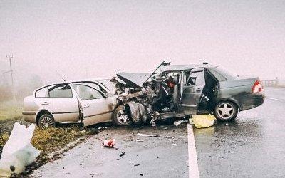 Водитель «Приоры» погиб в ДТП в Кингисеппском районе Ленобласти