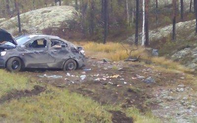Пожилая женщина пострадала в ДТП на трассе «Кола»