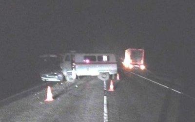 В ДТП в Тамбовской области погиб водитель ВАЗа