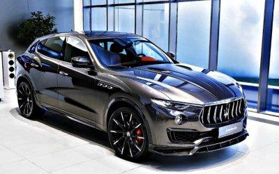 Maserati Levante отLARTE Design: мощь икрасота