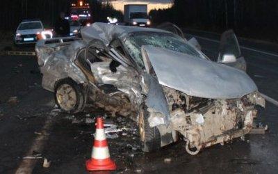 Четыре человека погибли в ДТП под Екатеринбургом