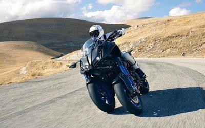 Yamaha Niken: первый серийный трайк компании