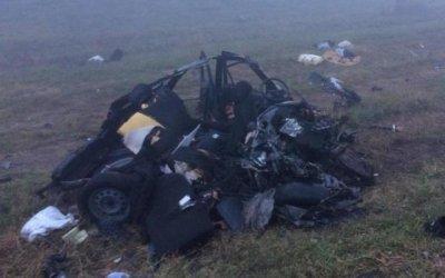 Водитель легковушки погиб в ДТП в Краснодарском крае