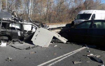 Два человека погибли в ДТП в Спасском районе
