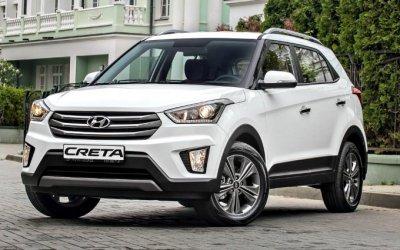 Кроссовер Hyundai Creta станет 7-местным