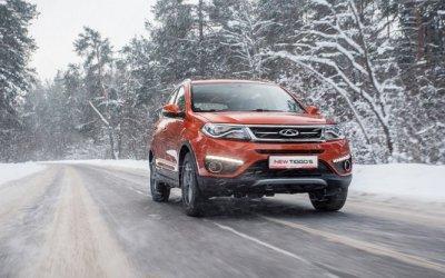 Автомобили Chery уверенно покоряют русскую зиму