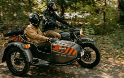 Как мотоцикл «Урал» аэродромом стал (зачем