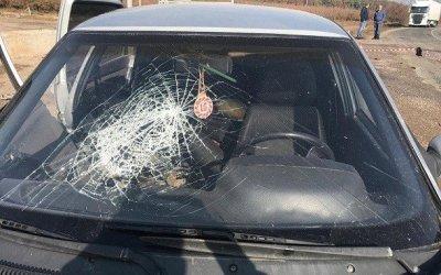 Девушка-водитель погибла в ДТП на Ставрополье, врезавшись в бетонный блок