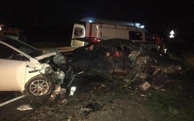 Пассажир «Москвича» погиб в ДТП в Краснодарском крае