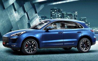 ВРоссию приедет Porsche Macan по-китайски