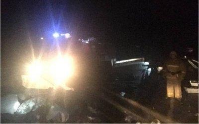 Три человека погибли в ДТП в Тверской области