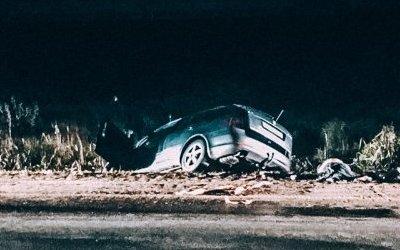 Под Мгой автомобиль съехал в кювет – пассажирка захлебнулась