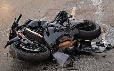 Молодой мотоциклист серьезно пострадал в ДТП в Челябинске