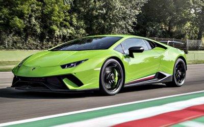 Стал известен облик Lamborghini Huracan 2020 модельного года