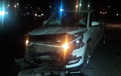 В Башкирии иномарка насмерть сбила водителей, оформлявших ДТП