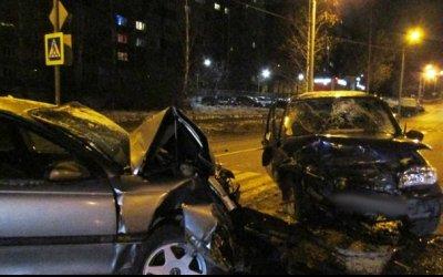 По вине пьяного водителя пять человек пострадали в ДТП в Ижевске