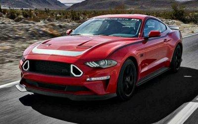 Ford представил лимитированный обвес наMustang