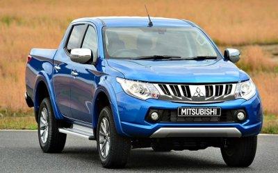 Новый Mitsubishi L200 будет сделан вновом стиле