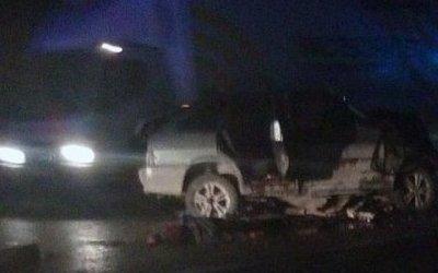 Молодой водитель погиб в ночном ДТП под Новосибирском