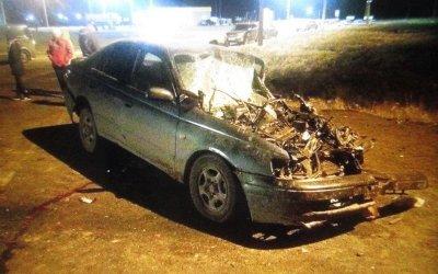 Пассажир УАЗа погиб в ДТП в Братском районе